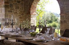 Luxury Val d'Orcia & near Cortona Holidays, Italy 2013/2014 | CV Villas