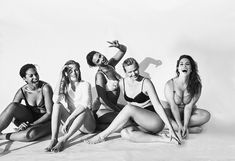 Glamour Iceland promotes body diversity with plus size models in a new issue