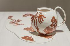 Melting Ceramics by Livia Marin, фото № 5 Everyday Objects, Essie, Marines, Ceramics, Artist, Deconstruction, Philosophy, Restoration, Decorating