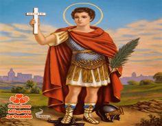 Oración de la Llave de San Expedito para abrir los caminos y buena Suerte. Glorioso San Expedito, Mártir de la Fe cristiana, amado Santo de mi devoción, que
