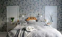 Eco Simplicity - Dancing Cranes i sovrum Closet Bedroom, Closet Doors, Anna, Shelves, Furniture, Closets, Dancing, Clever, Bedrooms