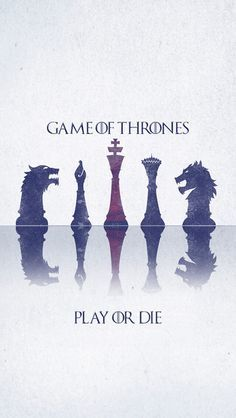 Game of Thrones <3 Entertaining series full of intrigues.