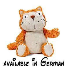 B019OSC8VM : Nici 39033 Katze Plüsch Schlenker orange/beige. Plüschtiere. Kuscheltier. Plüschkatze #Toy #TOYS_AND_GAMES
