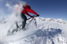 The 5 Best Non Motorized Pieces of Equipment You Need for Getting Deep in the Backcountry Snow Andorra, Portugal, Mountain Bike Accessories, Bike Kit, Snow And Ice, Winter Fun, Mountain Biking, Mount Everest, Seasons