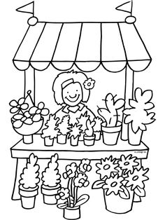 Fall Coloring Pages, Disney Coloring Pages, Coloring Pages For Kids, Coloring Books, Art Drawings For Kids, Drawing For Kids, Art For Kids, Kids Learning Activities, Kindergarten Activities