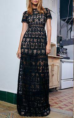 Phillipa Long Dress by Alexis | Moda Operandi
