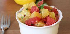 Sałatka owocowa.  Przepis na sałatkę z grejpfrutem i pomarańczą salatka_owocowa