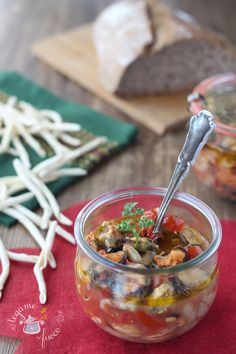 Fagioli, Party Finger Foods, Salsa, Cooking, Ethnic Recipes, Entertaining, Kitchen, Salsa Music, Cuisine