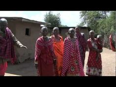 Maasai Women Singing in Kitengela, Kenya - from the Penn Museum on YouTube