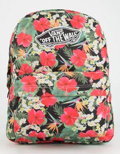 b0629dda5f VANS Digi Aloha Realm Backpack - MULTI - VN000NZ0IQ0