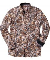 Perfect In Paisley Shirt Its the perfect paisley shirt. Rich colours, a vibrant pattern and a pop of polka dot trim, this shirt is game for a good time.Our model is 61 tall and wears size medium>>>>>100% Cotton30 degrees mac http://www.MightGet.com/january-2017-12/perfect-in-paisley-shirt.asp
