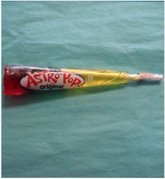 Astro Pops!  Haven't seen these in years!