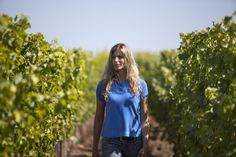 Viviana Navarrete is the chief winemaker at Viña Leyda, the first producer to plant Pinot Noir in the Leyda Valley in Chile. #wine #winery #winemaker