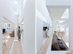 Innovative Japanese architecture: House N by Sou Fujimoto Architects