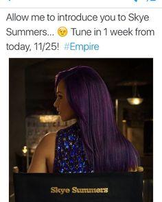 #empirefox #empireseason2 #empire #aliciakeys #skyesummers