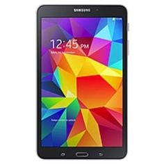 Samsung Galaxy Tab 4 SM-T330 16 GB Tablet - 8 - Plane to Line (PLS) Switching - Wireless LAN Quad-core (4 Core) 1.20 GHz - Black - 1.50 GB RAM - Android 4.4 KitKat - Slate - 1280 x 800 Multi-touch Screen 16:10 Display - Bluetooth - GPS - 1 x Total US