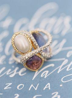 blue, gold and sparkle | Photography: Brett Heidebrecht - www.brettheidebrecht.com