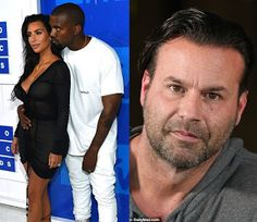 Kim Kardashian's ex-bodyguard who was fired by Kanye laughs off robbery ordeal  says 'Maybe it's karma'