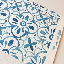 Image result for watercolor bluebonnets