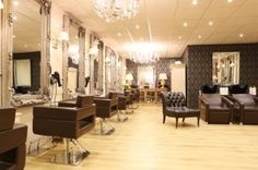 shabby chic hairdressing salon - Google Search