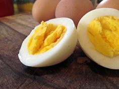 Hard Boil an Egg Part 2 #food #Eggs #Cooking #Boil #Breakfast