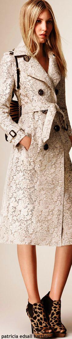 Burberry Prorsum Resort-2016 |  • Street 'CHIC • ❤️ ✿ιиѕριяαтισи❀ #abbigliamento