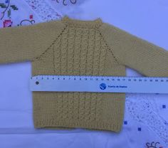 Blog Abuela Encarna Lana, Pullover, Knitting, Sweaters, Blog, Fashion, Little Girl Clothing, Baby Knits, Baby Boy Sweater