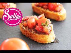Sallys Blog - Bruscetta nach Sallys Art