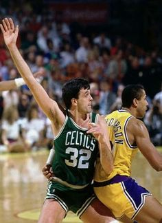 The Mikhail Baryshnikov of Basketball - Kevin Mchale