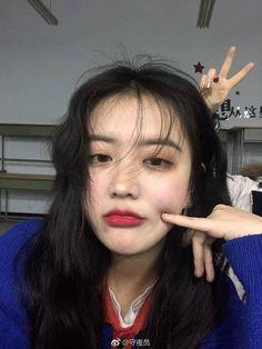Uzzlang Girl, Art Girl, Beautiful Boys, Beautiful People, Ulzzang Korean Girl, Kawaii, Korean Makeup, Aesthetic Makeup, Everyday Makeup