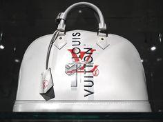 Louis Vuitton Bag  Bella momento | Beauty, Fashion & Lifestyle : Louis Vuitton - Series 3 exhibition