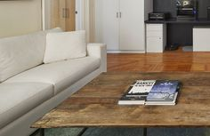Beautiful Restoration Hardware Coffee Table