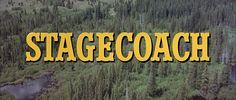 Stagecoach (1966)  Ann-Margret,  Gordon Douglas,  Bing Crosby , Robert Cummings, Van Heflin , Slim Pickens, Stefanie Powers , Alex Cord,