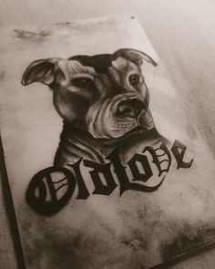 #ilarybell #tattoo #tattooed #skin #inked #artwork #ink #black #art #passion #dog #lover #pitbull #onelove #chicano