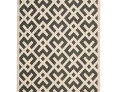 Rug pattern for outdoor rug