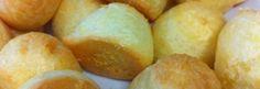 Pão de queijo de liqüidificador - Rápido