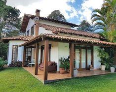 Home Room Design, Small House Design, Dream Home Design, My Dream Home, Hacienda Homes, Village House Design, Spanish Style Homes, Luxury Homes Dream Houses, Mediterranean Homes