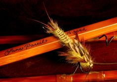 Yellow Stone. Learn how to tie the Yellow Stone fly. Many of you have probably experimented with the effectiveness of the flies with bodies made with qui...