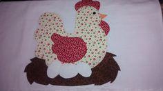pano de prato de patchwork | Atelie Do Patchwork | Elo7