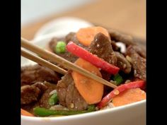 Teriyaki Beef and Peppers