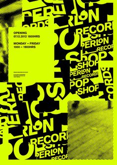 """""""Perlon Poster by DOUBLESTAND…"""" in Print"""