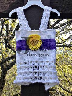 Ravelry: Girly Lacey top pattern by Jessie Gillispie