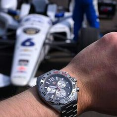 Tag Heuer Formula 1 Indy 500 limited edition chronograph