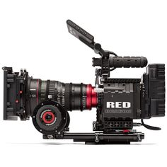 Red Dragon Camera images