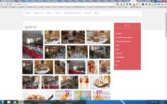 Gallery pages http://ventcafe.ro/galerie