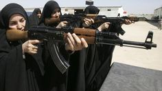 Women in Iraq's Anbar form group to fight ISIS