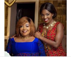 Stunning photos of Annie Idibia and mum hits the web and it's going viral..