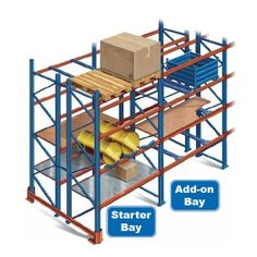 Warehouse Pallet Racking system, from Weifang Xiaoyu Commercial Equipment Co.Ltd | Buy pallet racking Products on Tradebanq.com