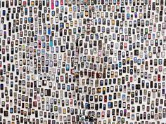 The Invisible Man: Artist Liu Bolin Hides in the City