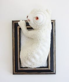 Incredible animal sculptures by Zoë Williams